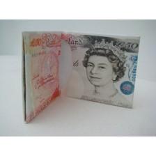 Sterling print wallet
