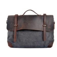 Ala ala  black label courier bag